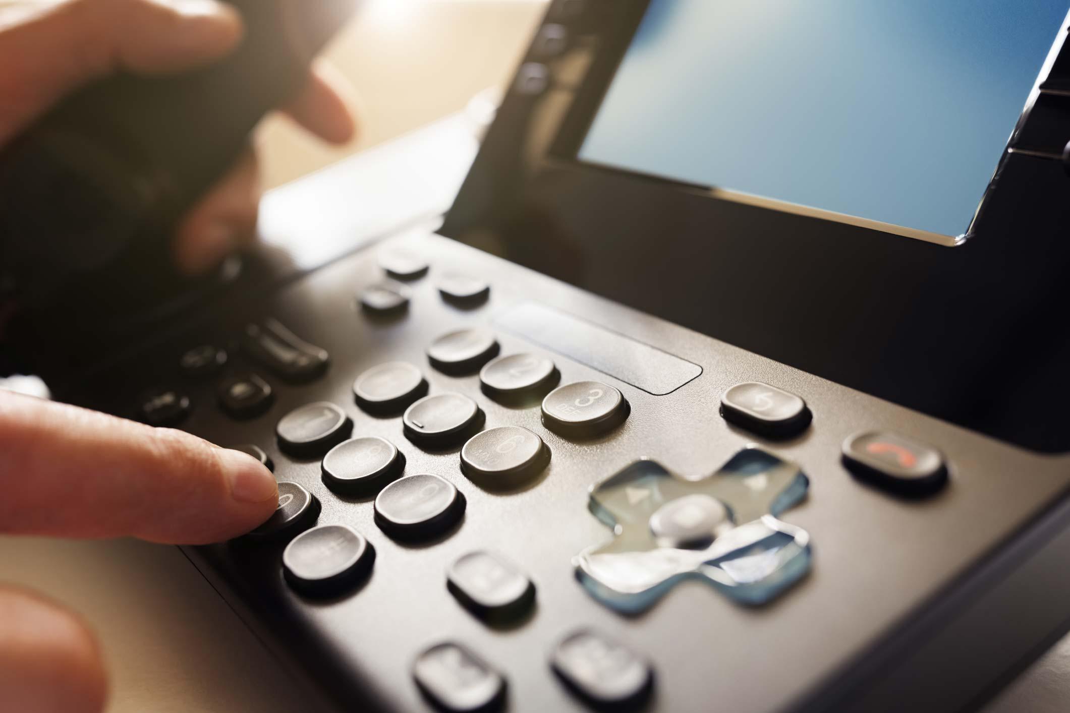 VoIP Provider in the DMV Area
